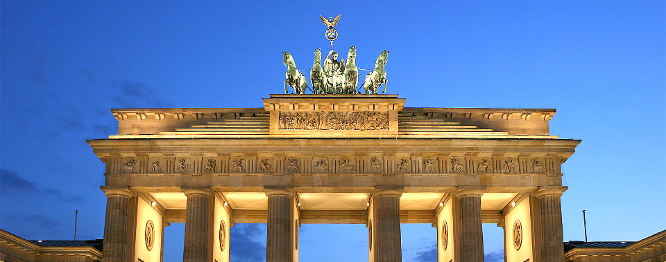 Entdecken sie die Vielfältigkeit der Metropole Berlin.